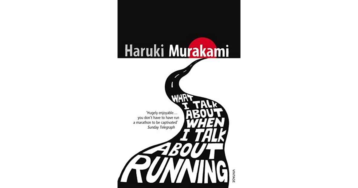 Murakami Talks About Running